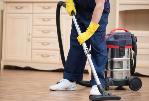 Hire housekeeping service