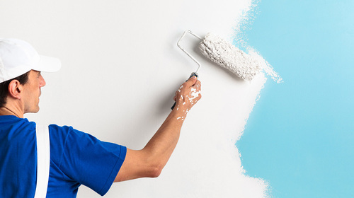 Epoxy painting service